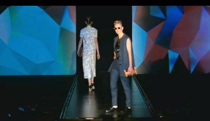Brendan Kuletz - SCAD Fashion Show 2013 Runway
