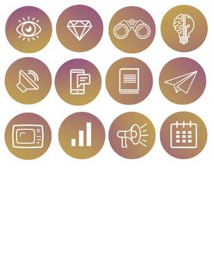 Brendan Kuletz - Web icons