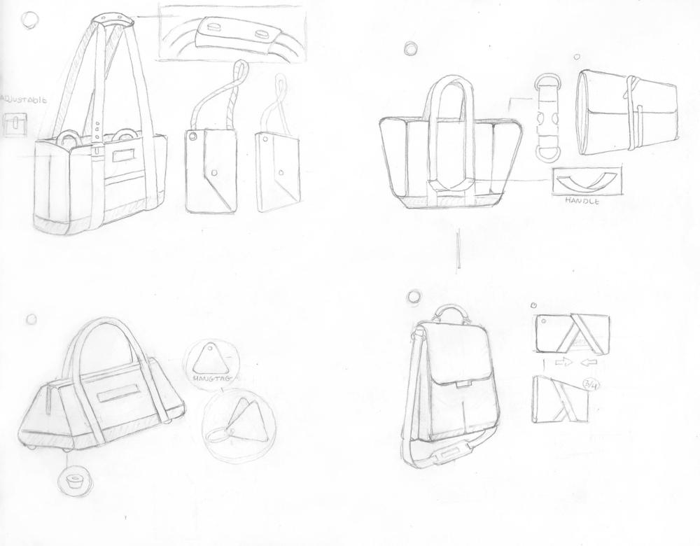 Brendan Kuletz - Sketches