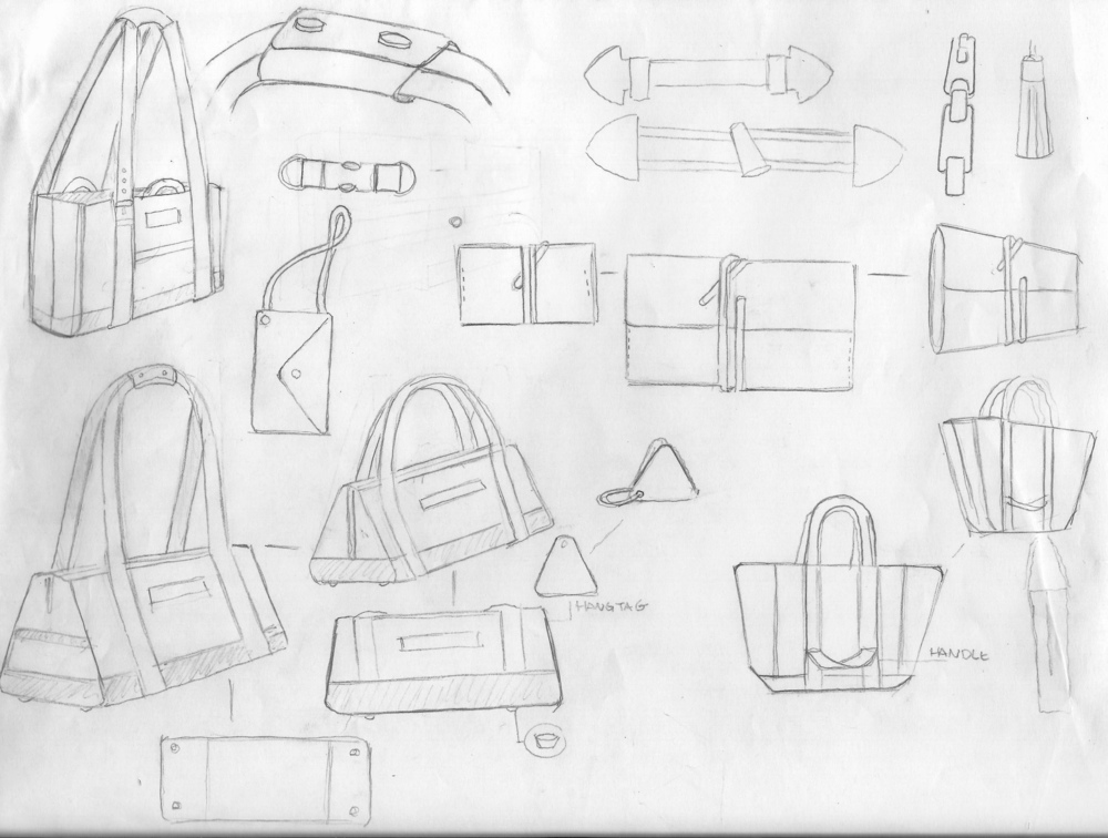 Brendan Kuletz - Sketches/Brainstorm