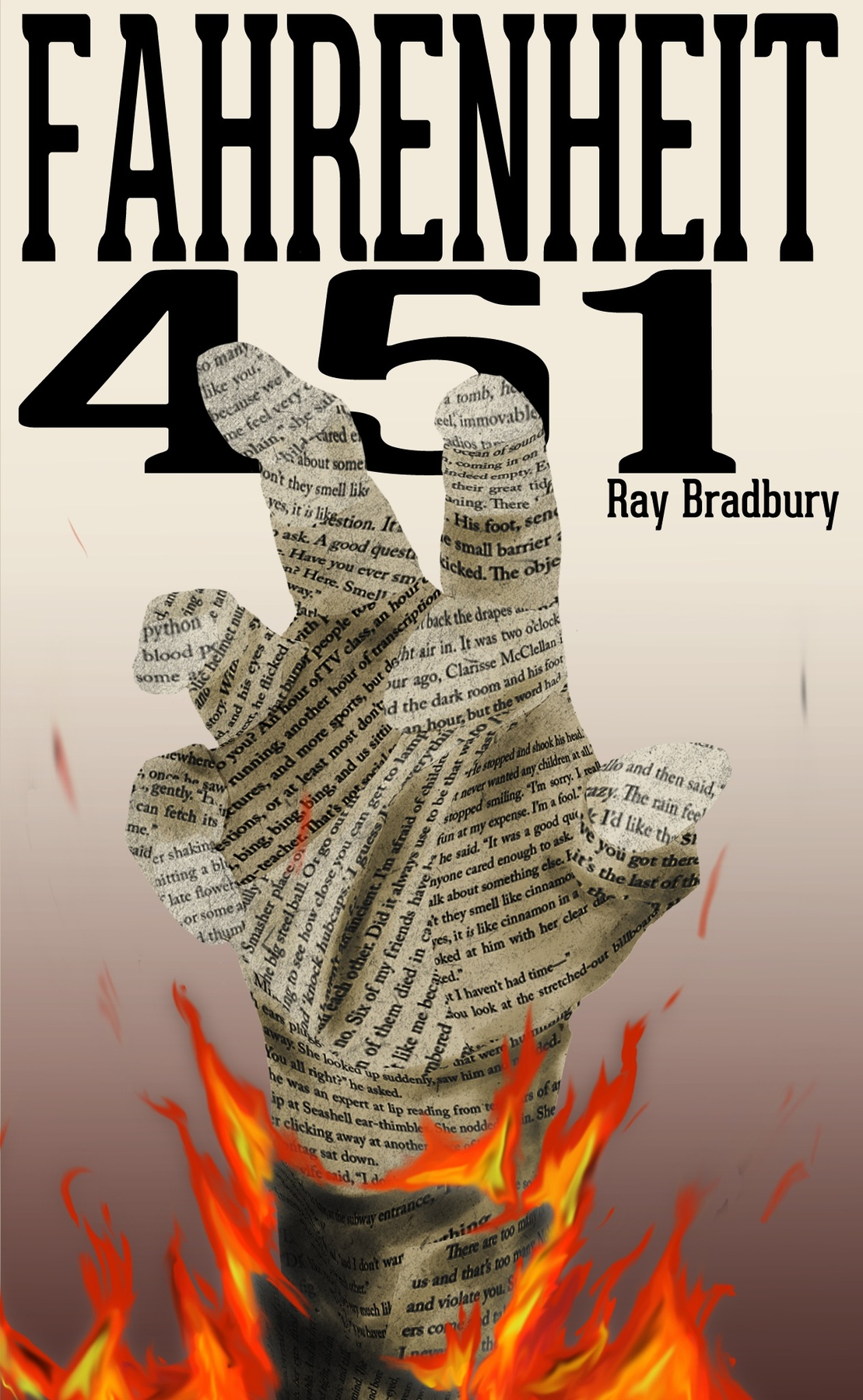 the notion of censorship in fahrenheit 451 a novel by ray bradbury Ray bradbury is america's foremost writer of science fiction and fantasy among his most popular adult books are fahrenheit 451, the martian chronicles, the illustrated man, dandelion wine, and death is a lonely business.