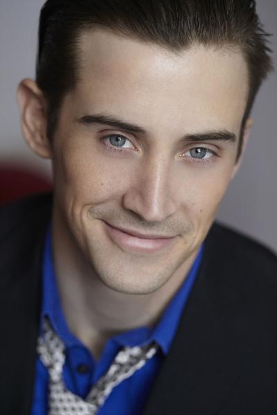 Audrey Stimpson - Jonathan Erickson (actor)
