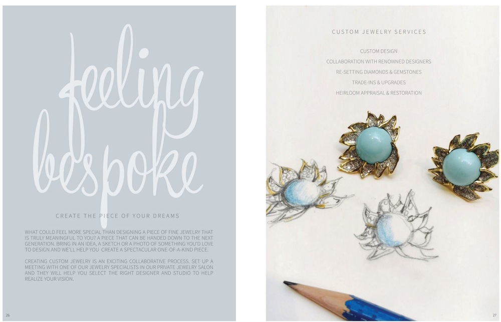 Heather Perry- Fashion Photography-San Francisco - Mitchells Jewelry Catalog