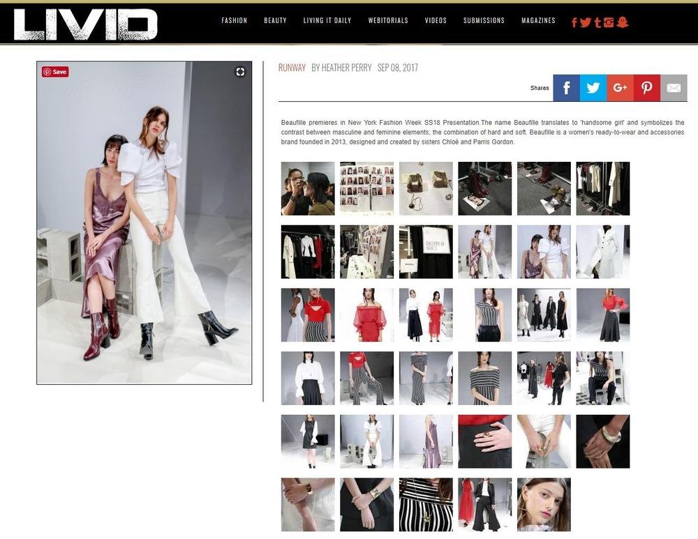 Heather Perry- Fashion Photography-San Francisco - NYFW/Livid Magazine