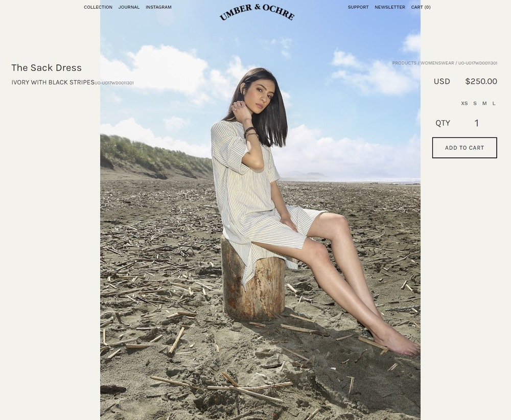Heather Perry- Fashion Photography-San Francisco - Umber & Ochre Womens Collection
