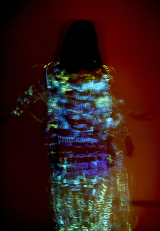 Daniela Guarin - Dress in the dark