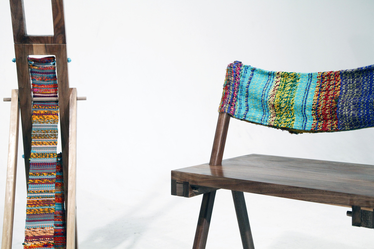 Daniela Guarin - Lola and Soko chair