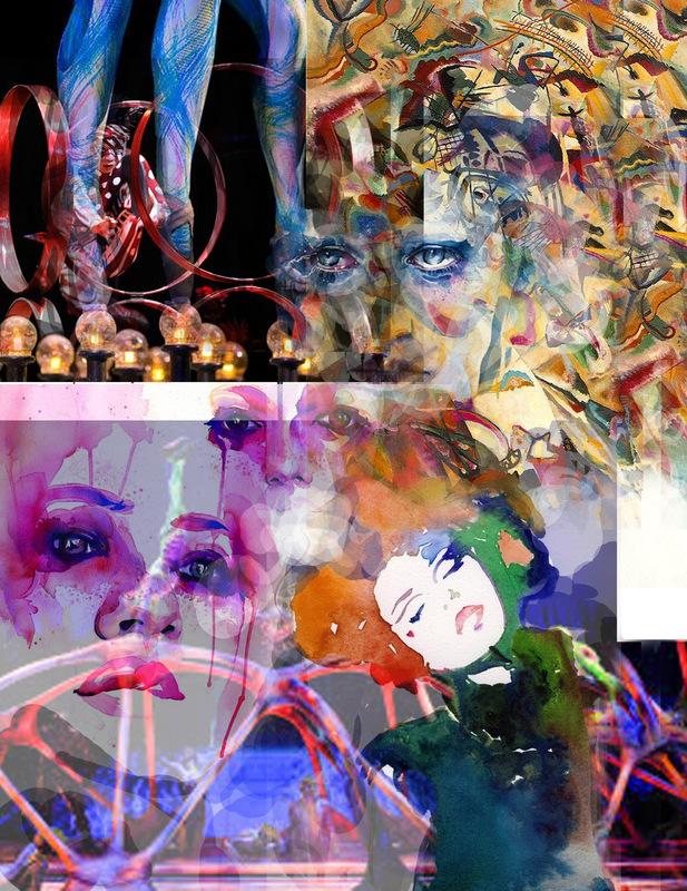 Daniela Guarin - Mood Board