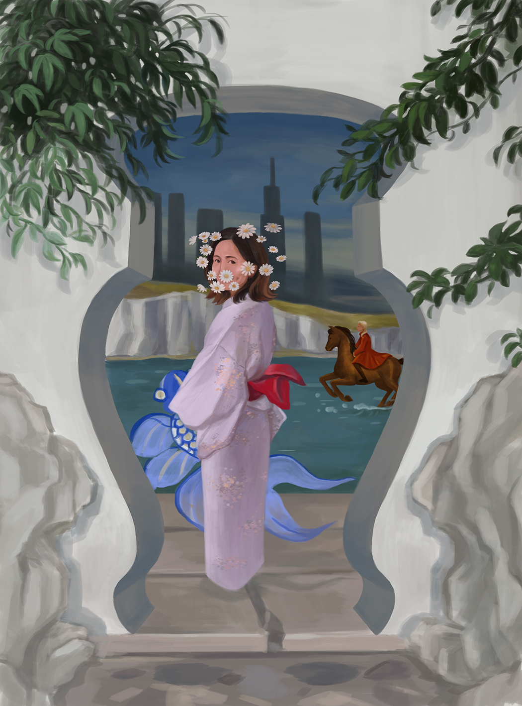 Sonya Cao -