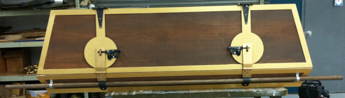 Tewksbury Arts - Paint Process