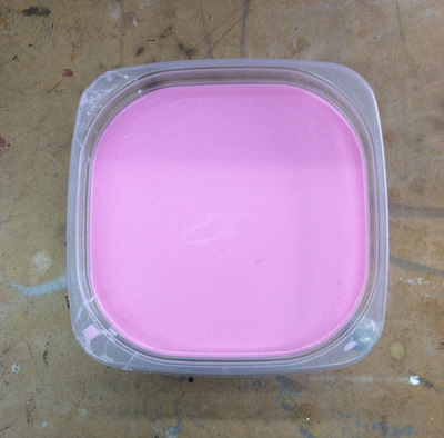 Tewksbury Arts - Mold Process