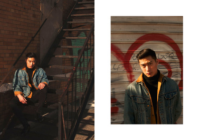 Gustavo Lopes - Joey Kim - Red Models New York
