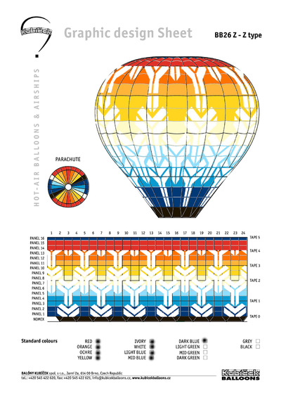 Margaret Molly McCormick Portfolio - KUBRICK Hot Air Balloon Competition