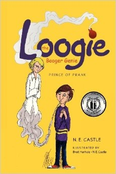 Bret M. Herholz - Loogie the Booger Genie: Prince of Pranks