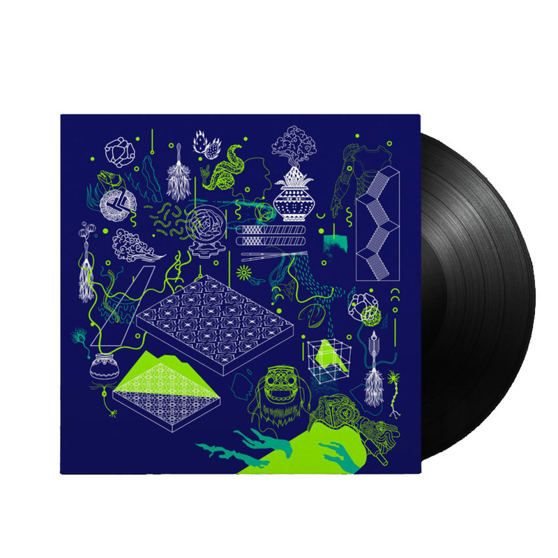 WE BE FRIENDS RECORDS - Lafidki - Chinabot 12 record
