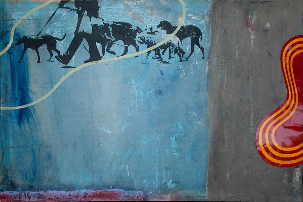 Avner Levona fine art Toronto -