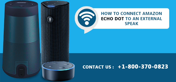 4d4023bb9f1a13 How to Connect Amazon Echo Dot to an External Speaker