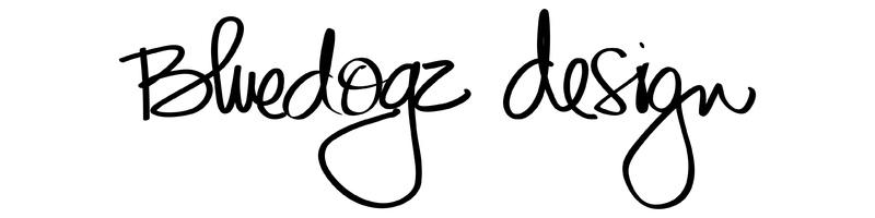 Bluedogz Design - A design studio by Nadine Lerner