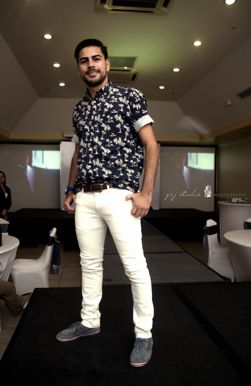 Jarib Gonzalez - Modeling