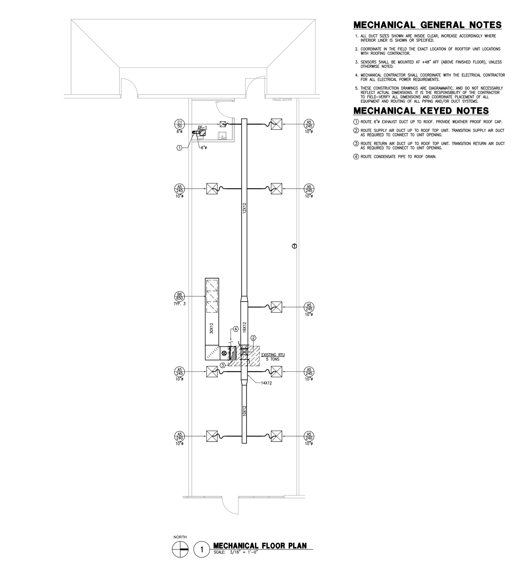 Autocad Piping Layout Lease Space