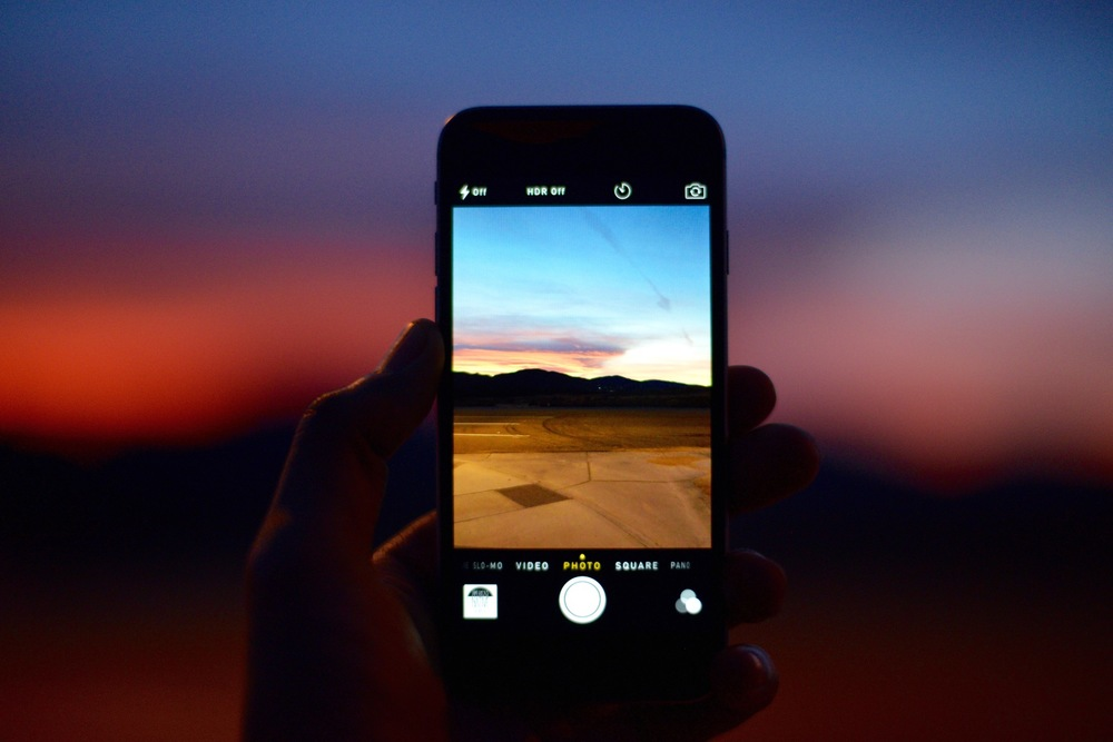 Cameron Crosby - IPhonespective