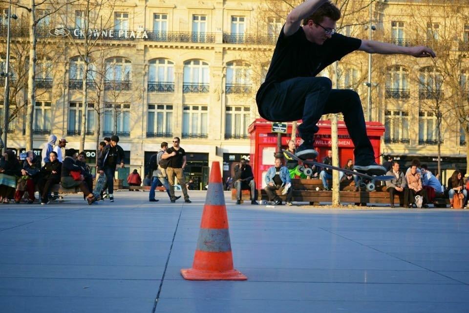 Cameron Crosby - Skate Series