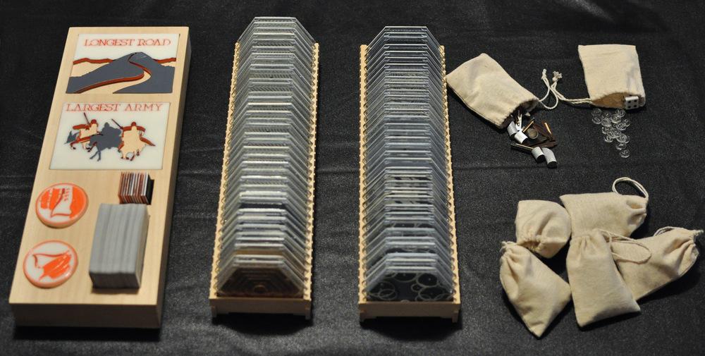 Chris Martin - Board game fabrication