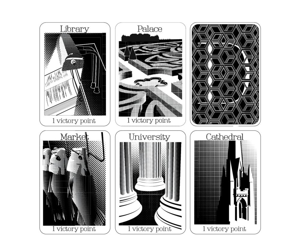 Chris Martin - Board game redesign