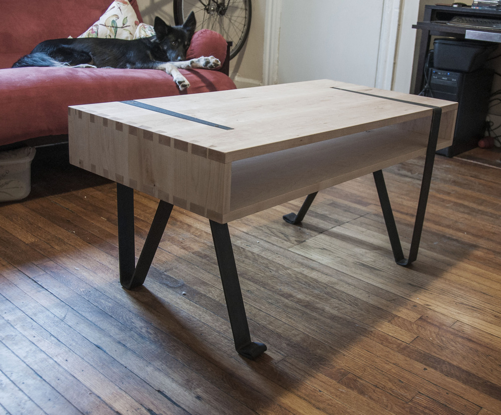 Chris Martin - Coffee table