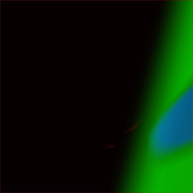 Chris Martin - Spatial sound transcription.