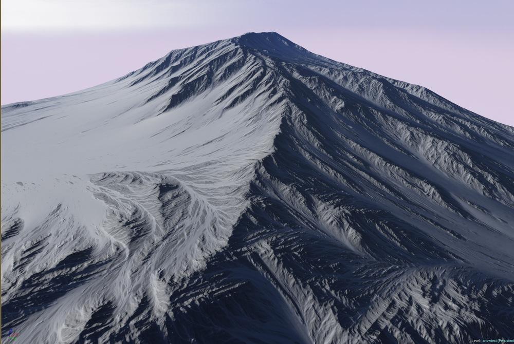 Landscape - Leo Huang, Senior 2D/3D Artist