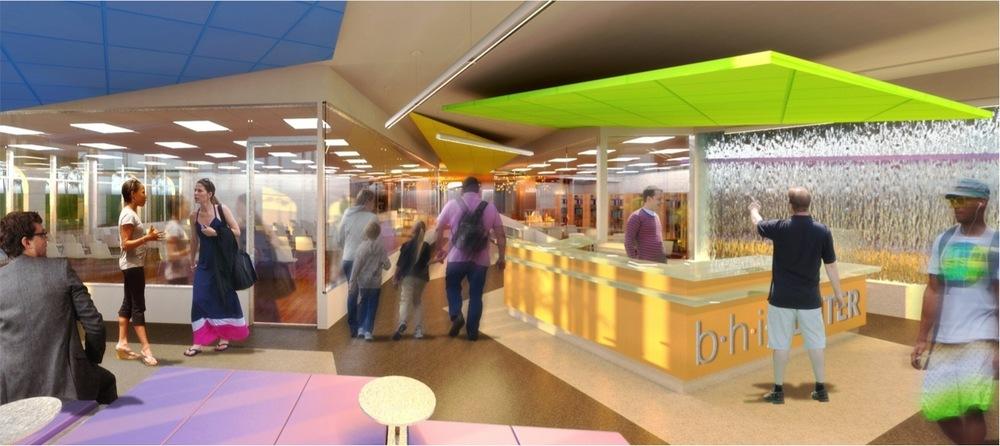 REINES & STRAZ - Architecture Interiors Planning - BHI Center - Bay Harbor Islands*