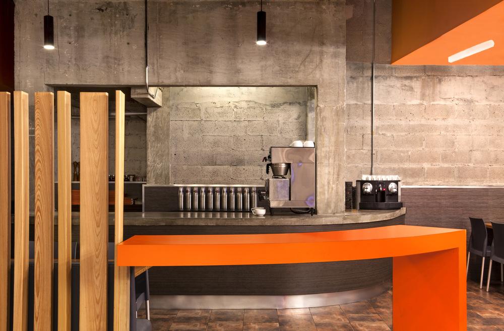 REINES & STRAZ - Architecture Interiors Planning - Restaurant - Miami Beach