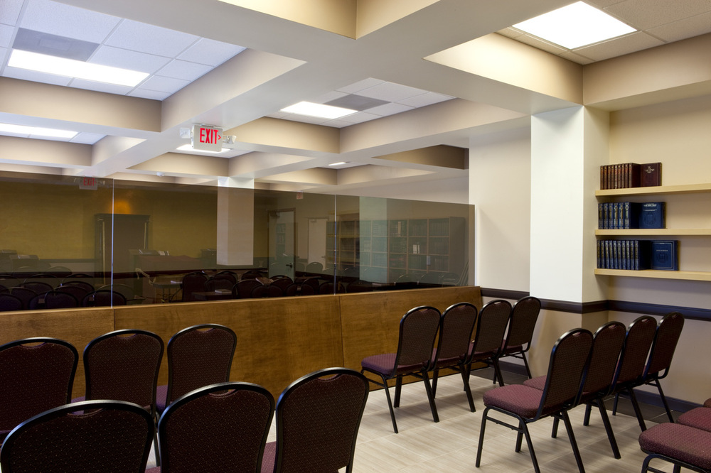REINES & STRAZ - Architecture Interiors Planning - Synagogue - Miami Beach