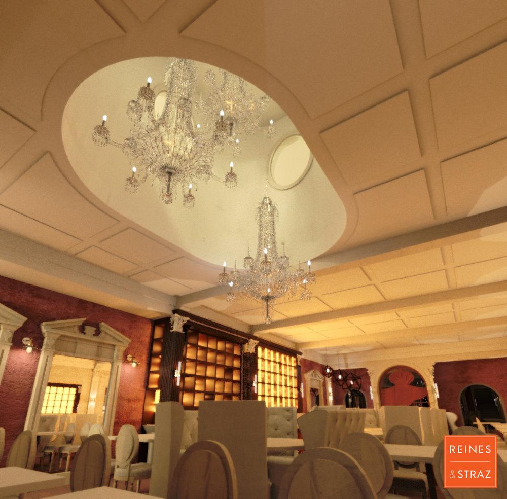 REINES & STRAZ - Architecture Interiors Planning - Restaurant - Surfside