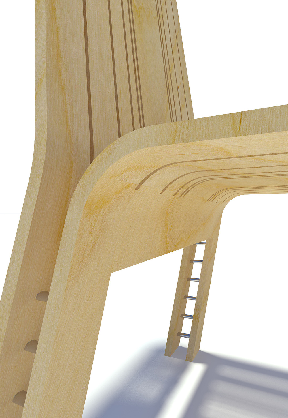 Enis Aldallal - Z chair