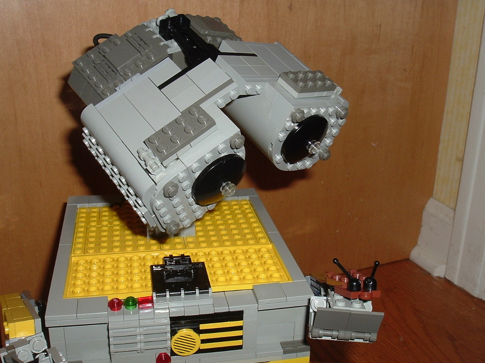 Zachary Galvin Portfolio - LEGO Models