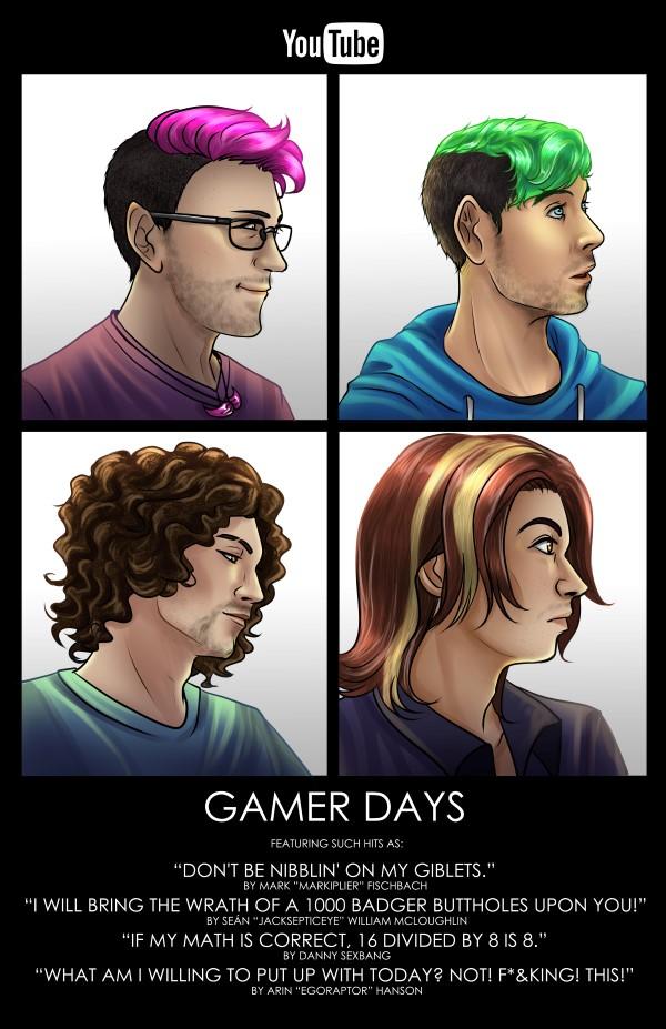 Youtube - Gamer Dayz