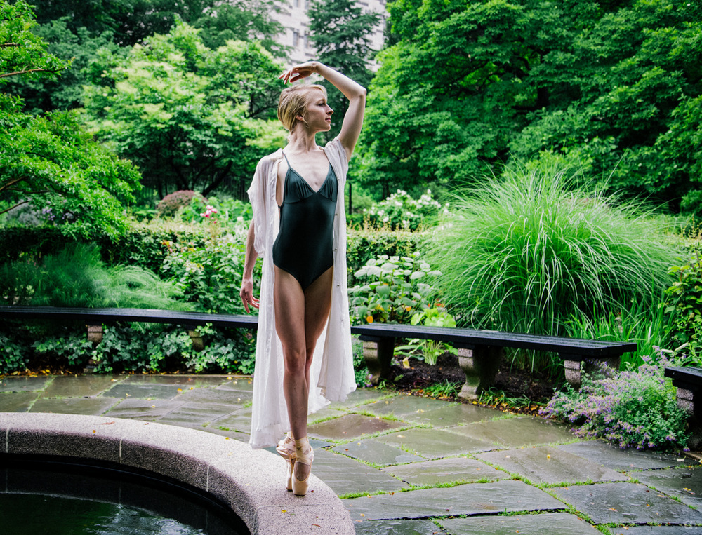 Shelby Elsbree - Central Park I