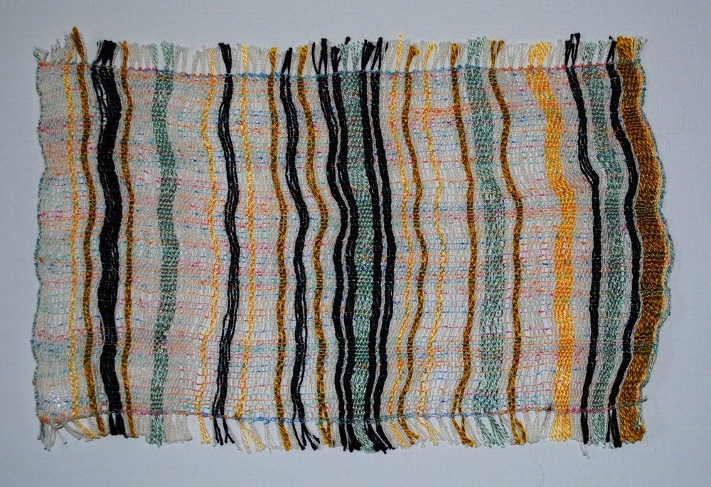 Emily Loughlin - Weaving Samples