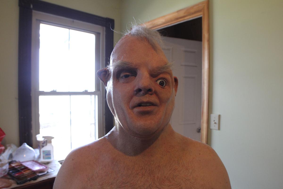 John Matuszak Sloth Makeup - Mugeek Vidalondon  John