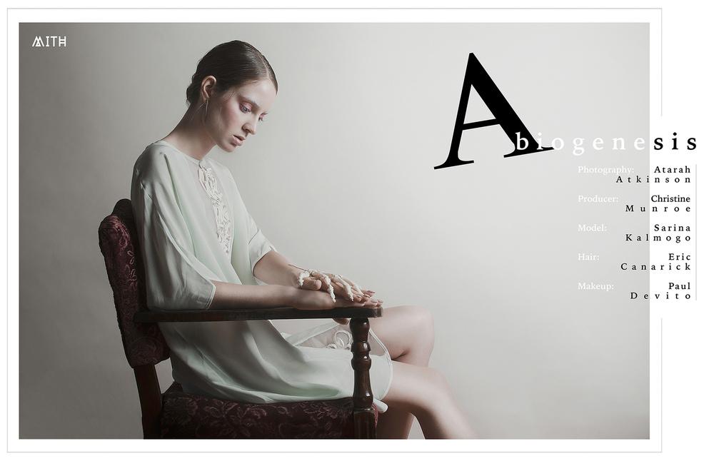 Atarah Atkinson - Abiogenesis - New York - Mith