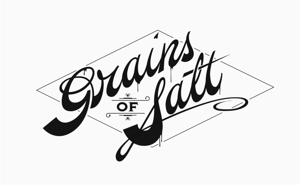 Jack Kohler Byers - Grains of salt