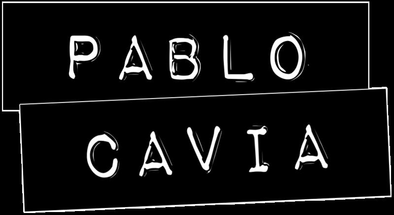 Pablo Cavia