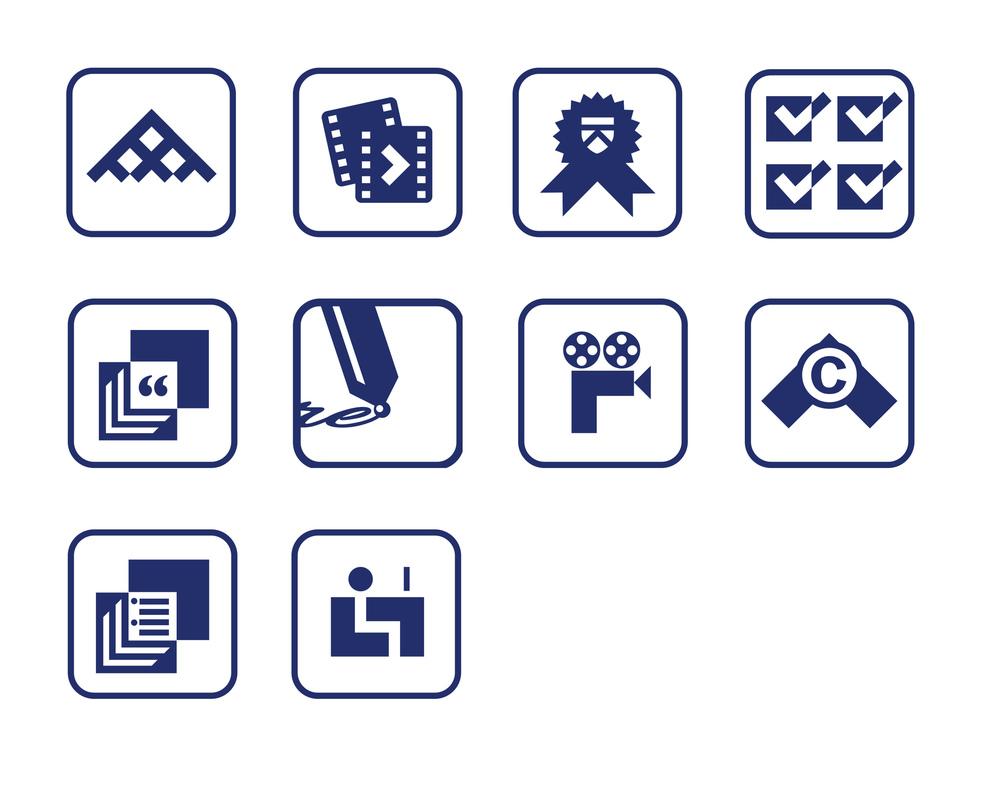 Dan Fernandez - Logo and Brand Identity