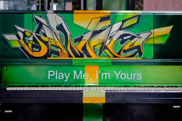 MEDIAH - PAN AM GAMES PIANO PROJECT
