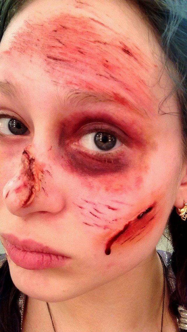 Vlada Pakhomova - Stage Make Up