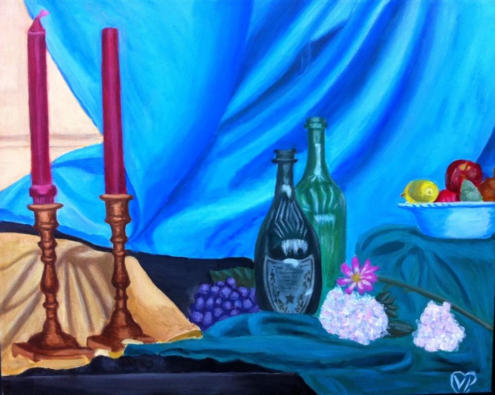 Vlada Pakhomova - Paintings