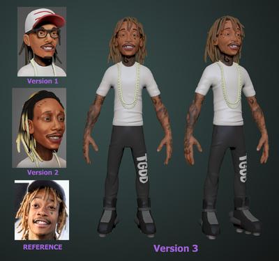 Wiz Khalifa | Concept