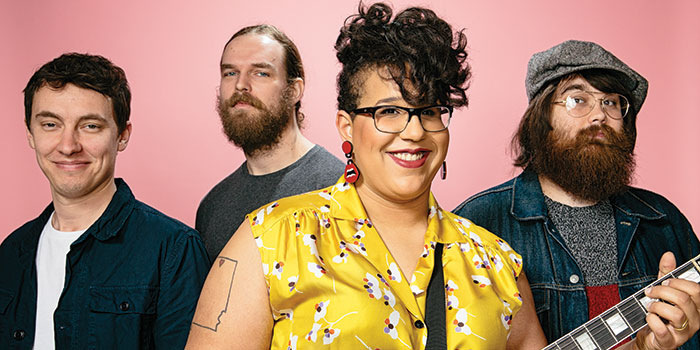 Eden Miller - Brittany Howard of Alabama Shakes